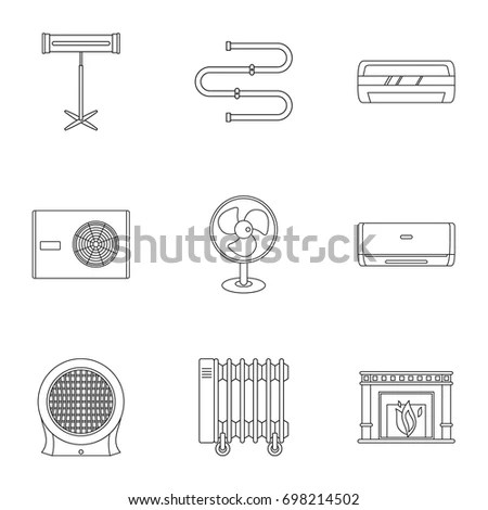 Electric Heater Stock Images, Royalty-Free Images
