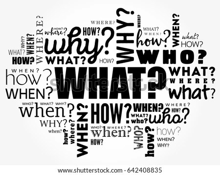 Questions Whose Answers Considered Basic Information Stock
