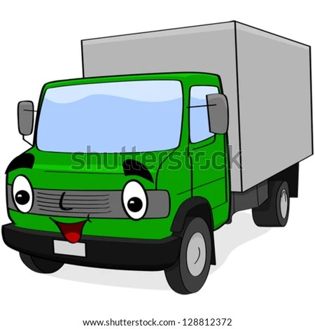 Cartoon Truck Stock Images, Royaltyfree Images & Vectors