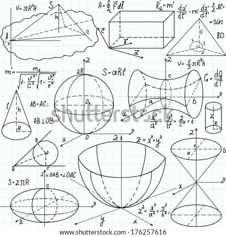 Mathematics Stock Photos, Royalty-Free Images & Vectors