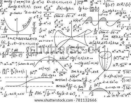 Mathematics Formula Stock Images, Royalty-Free Images