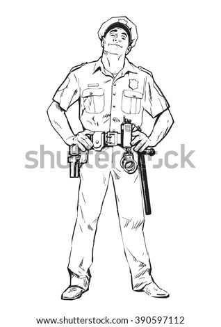 Russian Soldier Modern Equipment Stock Vector 315364196