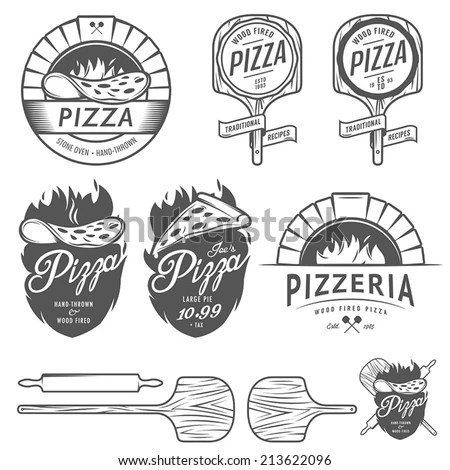 Pizza Stock Photos, Royalty-Free Images & Vectors