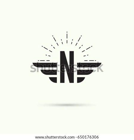 Sport Letter N Stock Images, Royalty-Free Images & Vectors