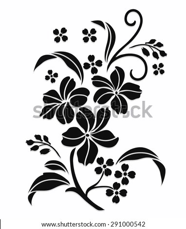 Flower Stem Stock Photos, Royalty-Free Images & Vectors