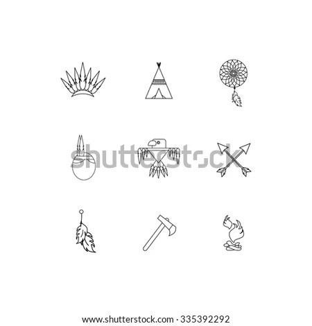 Indian Tribe Stock Images, Royalty-Free Images & Vectors