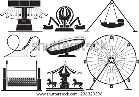 Roller Coaster Cartoon Stock Images, Royalty-Free Images