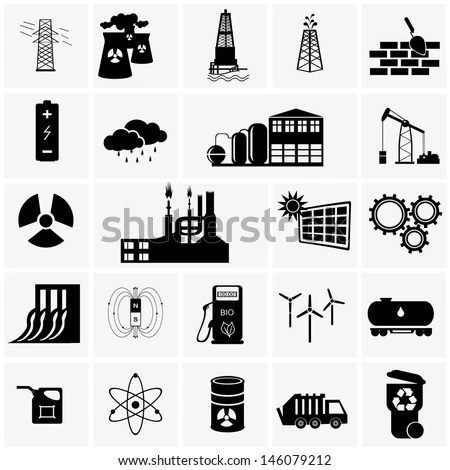 Steam Power Generation Plant, Steam, Free Engine Image For