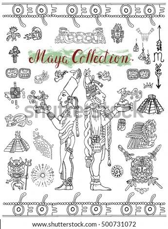 Mayan Stock Photos, Royalty-Free Images & Vectors