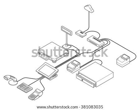 Electronic Key Box Hair Dryer Box Wiring Diagram ~ Odicis