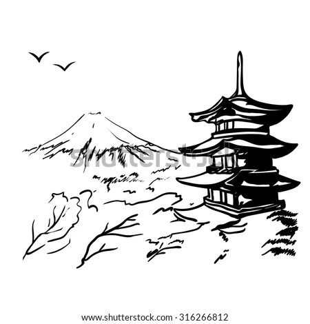 Mountain Fuji Stock Images, Royalty-Free Images & Vectors