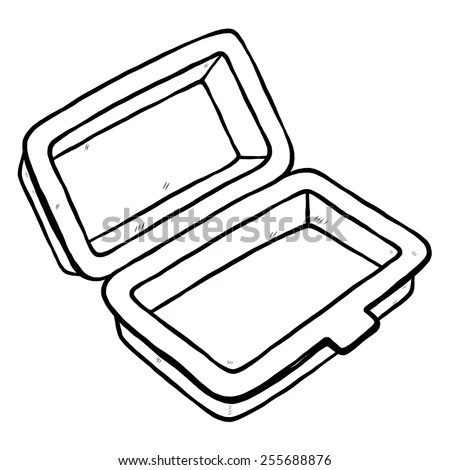 Lunch Box Vector Stock Images, Royalty-Free Images