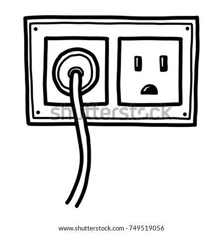 Electrical Cartoon Clip Stock Images, Royalty-Free Images