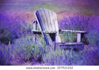 Painted Adirondack Chairs Stock Images, Royalty
