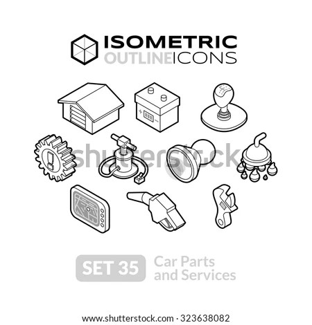 Car Parts Icon Stock Images, Royalty-Free Images & Vectors