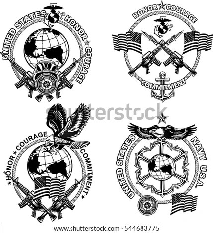 Eagle Stock Vector Clip Symbol Isolated On Wiring Diagram