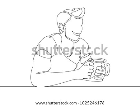 Egg Cup Tea And Coffee Morning Stock Images, Royalty-Free