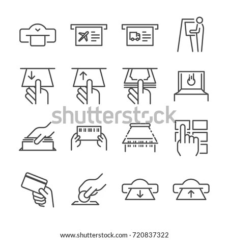 Ticket Machine Stock Images, Royalty-Free Images & Vectors