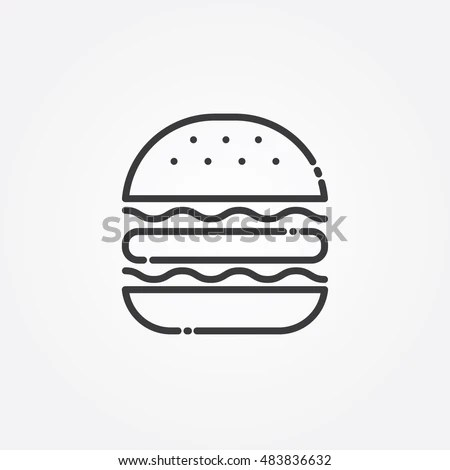 Burger Stock Images, Royalty-Free Images & Vectors
