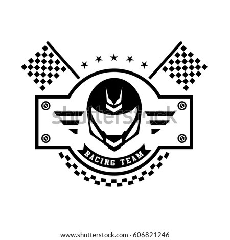 Racing Logo Stock Images, Royalty-Free Images & Vectors