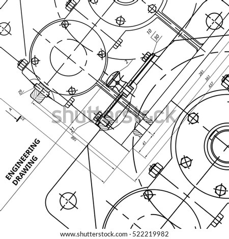 Engineering Drawing Stock Images, Royalty-Free Images
