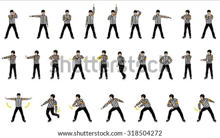 Referee Stock Images, Royalty-Free Images & Vectors