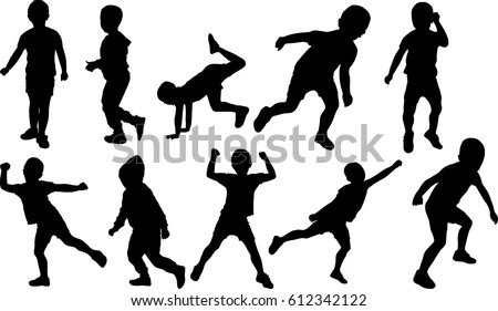 Kids Running Stock Images, Royalty-Free Images & Vectors