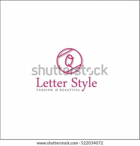 Food Service Vector Logo Dining Restaurant Stock Vector
