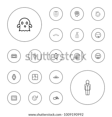 Emoji Ghost Stock Images, Royalty-Free Images & Vectors