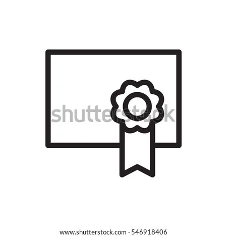 Graduation Icon Stock Images, Royalty-Free Images