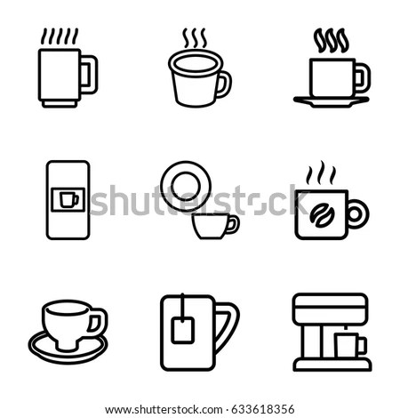 Coffee-vending Stock Images, Royalty-Free Images & Vectors