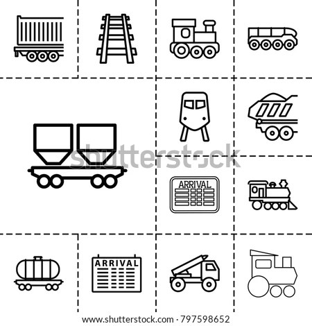 Cargo Wagon Stock Images, Royalty-Free Images & Vectors