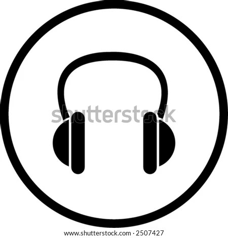 Earphone Schematic Symbol, Earphone, Free Engine Image For
