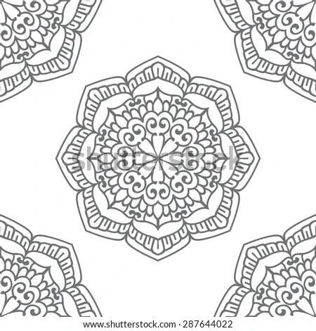 Circle Fractal Coloring Pages Coloring Coloring Pages