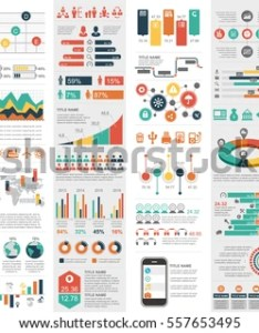 Infographic elements data visualization vector design template can be used for steps options also stock rh shutterstock