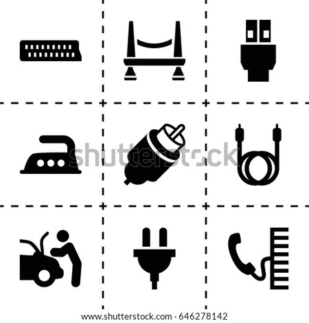 Iron Cable Stock Images, Royalty-Free Images & Vectors