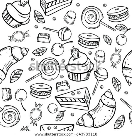 Smarties Candy Pages Coloring Pages