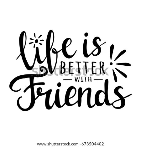 Friendship Quotes Svg