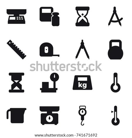 Measurement Cup Scale Tape Stock Images, Royalty-Free