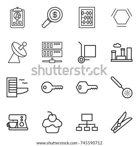 Medical Tests Health Care Flat Icons 스톡 벡터 231697216