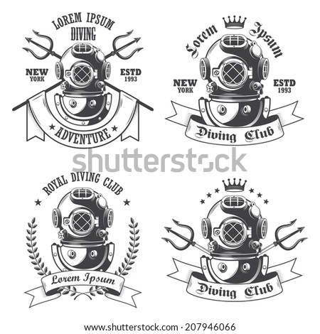 Diver-helmet Stock Images, Royalty-Free Images & Vectors