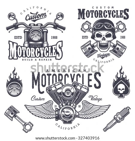 Motorcycle Stock Images, Royalty-Free Images & Vectors