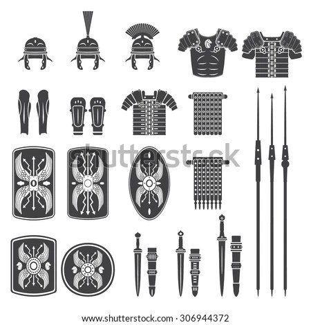Roman Shield Stock Images, Royalty-Free Images & Vectors