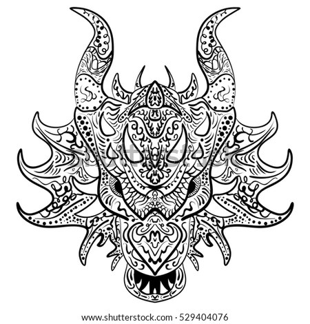Dragon Tattoo Stock Images, Royalty-Free Images & Vectors