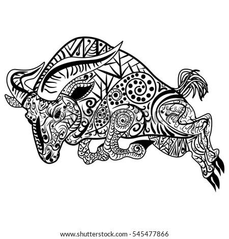 Ram Tattoo Stock Photos, Royalty-Free Images & Vectors
