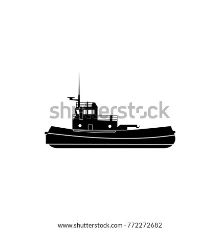 Towboat Stock Images, Royalty-Free Images & Vectors