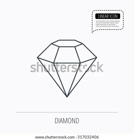 Diamond Icon Stock Images, Royalty-Free Images & Vectors
