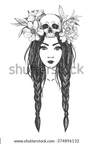 Priestess Stock Photos, Royalty-Free Images & Vectors