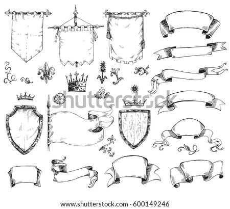Heraldry Stock Images, Royalty-Free Images & Vectors