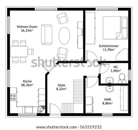 Office Floor Plan Stock Images, Royalty-Free Images